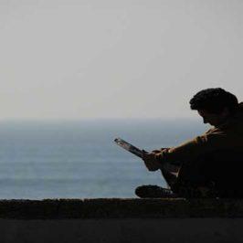 خداخندہ زن،باب۵: کتاب حکمت اور طفل نادان